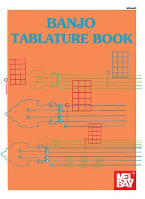 Media Banjo Tablature Book