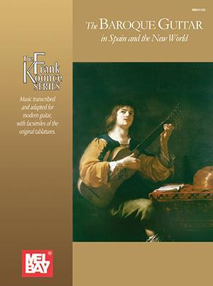 Media Baroque Guitar In Spain And The New World
