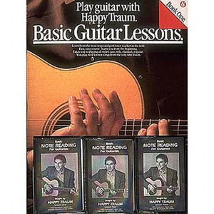 Media Basic Guitar Lessons (Basic Note Reading For Guitarists)