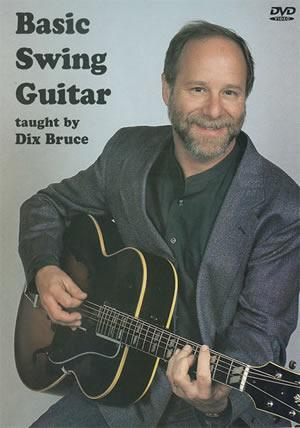 Media Basic Swing Guitar  DVD