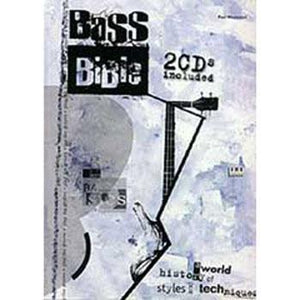 Media Bass Bible Book and 2 CDs