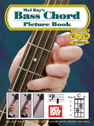 Media Bass Chord Picture Book  Book/DVD Set