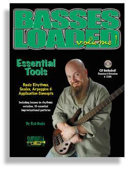 Media Basses Loaded * Volume 1 * Essential Tools with CD