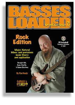 Media Basses Loaded * Volume 2 * Rock Edition with CD