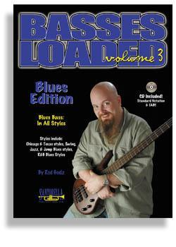 Media Basses Loaded * Volume 3 * Blues Edition with CD