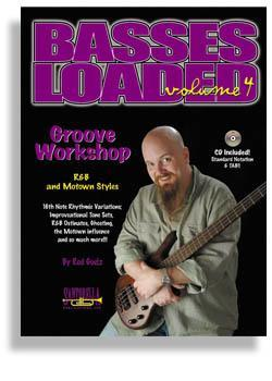Media Basses Loaded * Volume 4 * Groove Workshop with CD