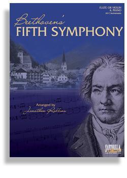Media Beethoven's Fifth Symphony for Flute or Violin & Piano