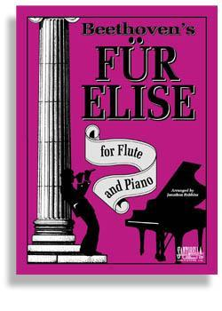 Media Beethoven's Fur Elise for Flute & Piano