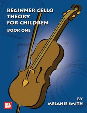 Media Beginner Cello Theory for Children, Book One