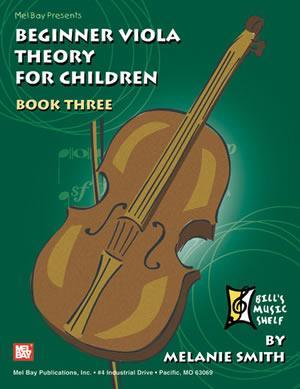 Media Beginner Viola Theory for Children, Book 3