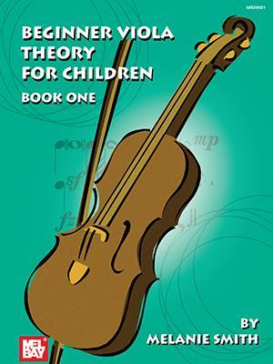 Media Beginner Viola Theory for Children, Book One