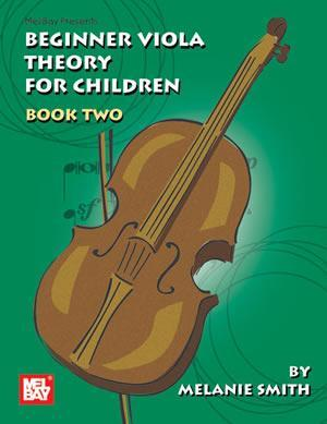 Media Beginner Viola Theory for Children, Book Two