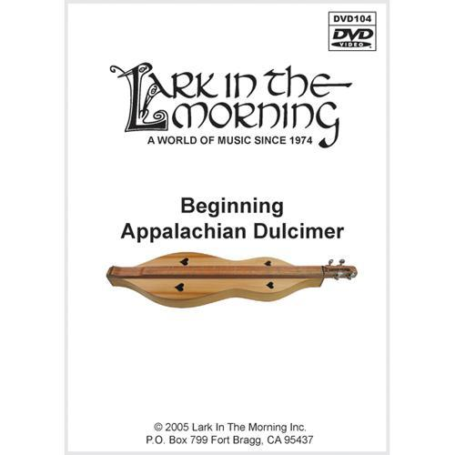 Media Beginning Appalachian Dulcimer DVD