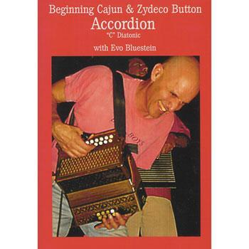 Media Beginning Cajun and Zydeco Accordion DVD