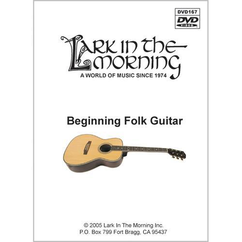 Media Beginning Folk Guitar DVD