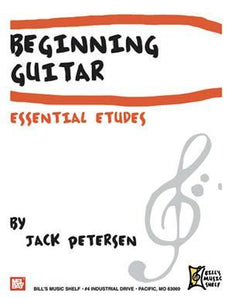 Media Beginning Guitar: Essential Etudes