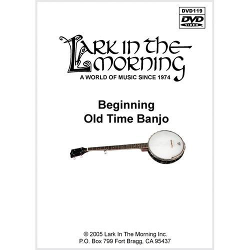 Media Beginning Old Time Banjo