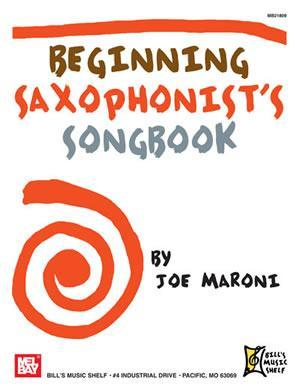 Media Beginning Saxophonist's Songbook