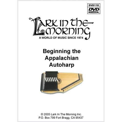 Media Beginning the Appalachian Autoharp