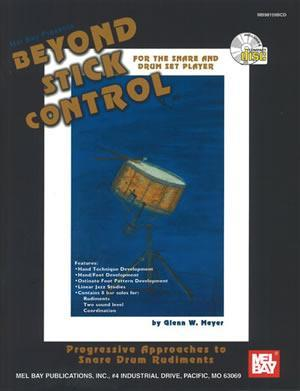 Media Beyond Stick Control  Book/CD Set