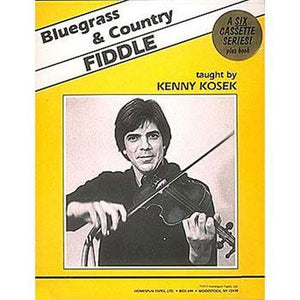 Bluegrass and Country Fiddle Book and CD