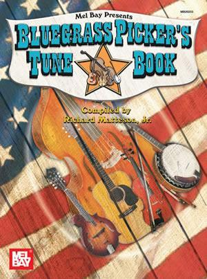 Media Bluegrass Picker's Tune Book