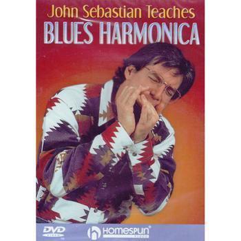 Media Blues Harmonica DVD