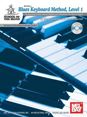 Media Blues Keyboard Method, Level 1  Book/CD Set