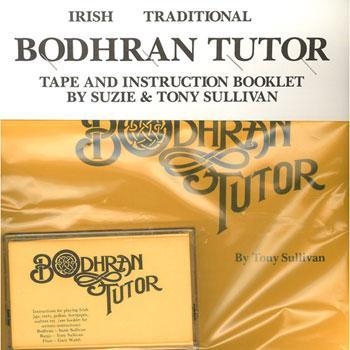 Media Bodhran Tutor and Tape