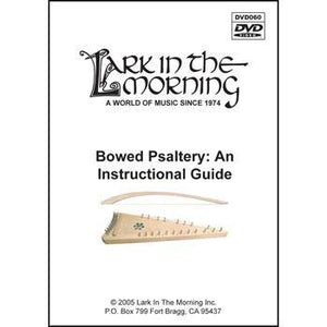 Media Bowed Psaltery: An Instructional Guide DVD