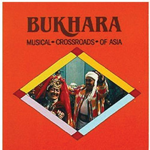 Media Bukhara:  The Musical Crossroads of Asia