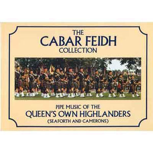 "Media ""Cabar Feidh Collection"" of the Queen's Own Highlanders"
