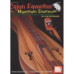 Media Cajun Favorites for Mountain Dulcimer