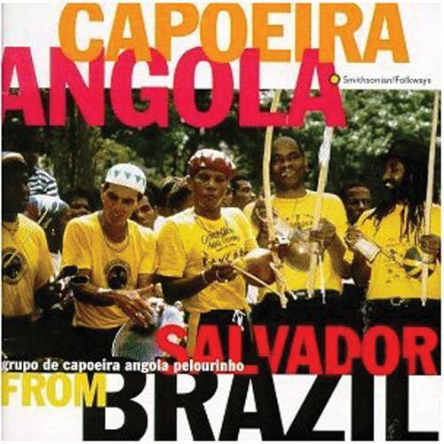 Media Capoeira Angola from Salvador Brazil
