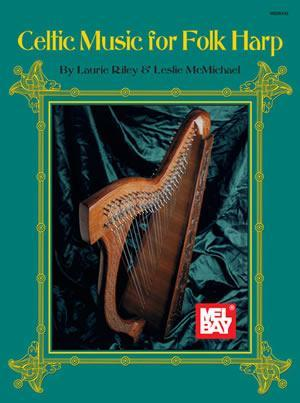 Media Celtic Music for Folk Harp