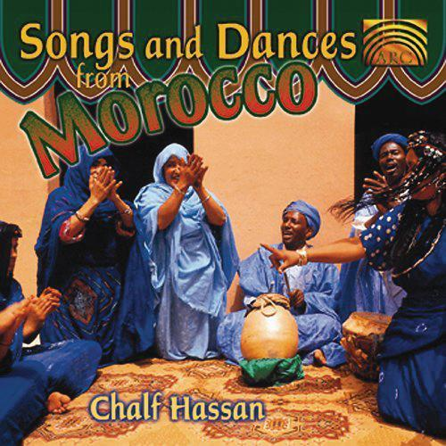Media Chalf Hassan - Songs & Dances from Morocco 2