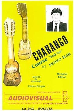 Media Charango Course 1 Book & CD