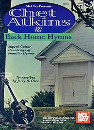 Media Chet Atkins Plays Back Home Hymns