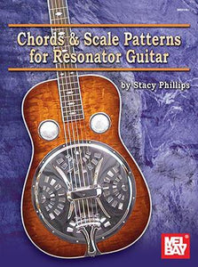 Media Chords & Scale Patterns for Resonator Guitar Chart