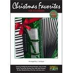 Media Christmas Favorites for Accordion with CD
