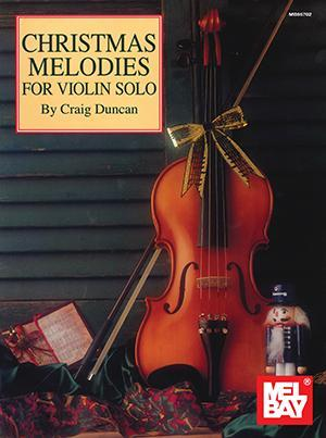 Media Christmas Melodies for Violin Solo