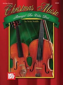Media Christmas Music Arranged for Violin Duet