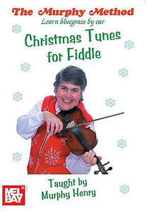 Media Christmas Tunes for Fiddle  DVD