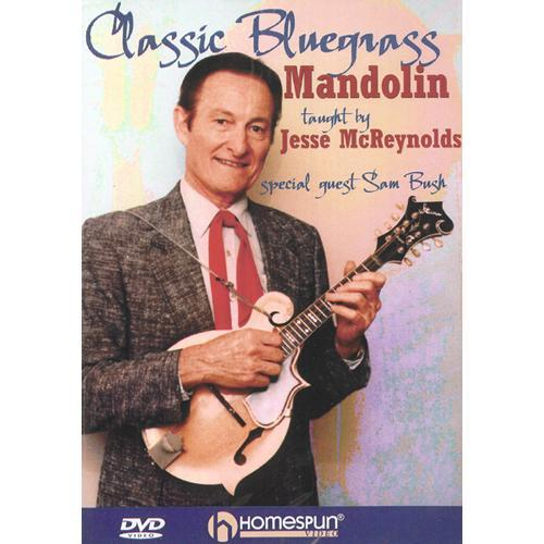 Media Classic Bluegrass Mandolin