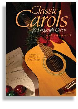 Media Classic Carols for Fingerstyle Guitar with CD