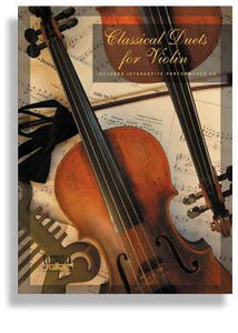 Media Classical Duets for Violin with CD