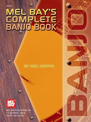 Media Complete Banjo Book
