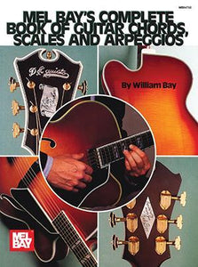 Media Complete Book of Guitar Chords, Scales, and Arpeggios