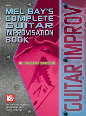 Media Complete Book of Guitar Improvisation