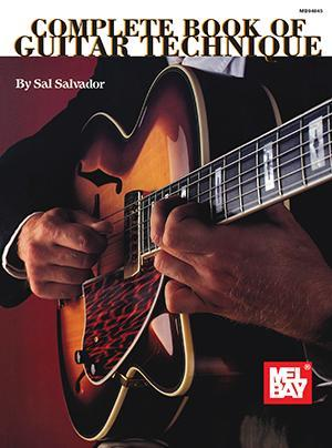 Media Complete Book Of Guitar Technique